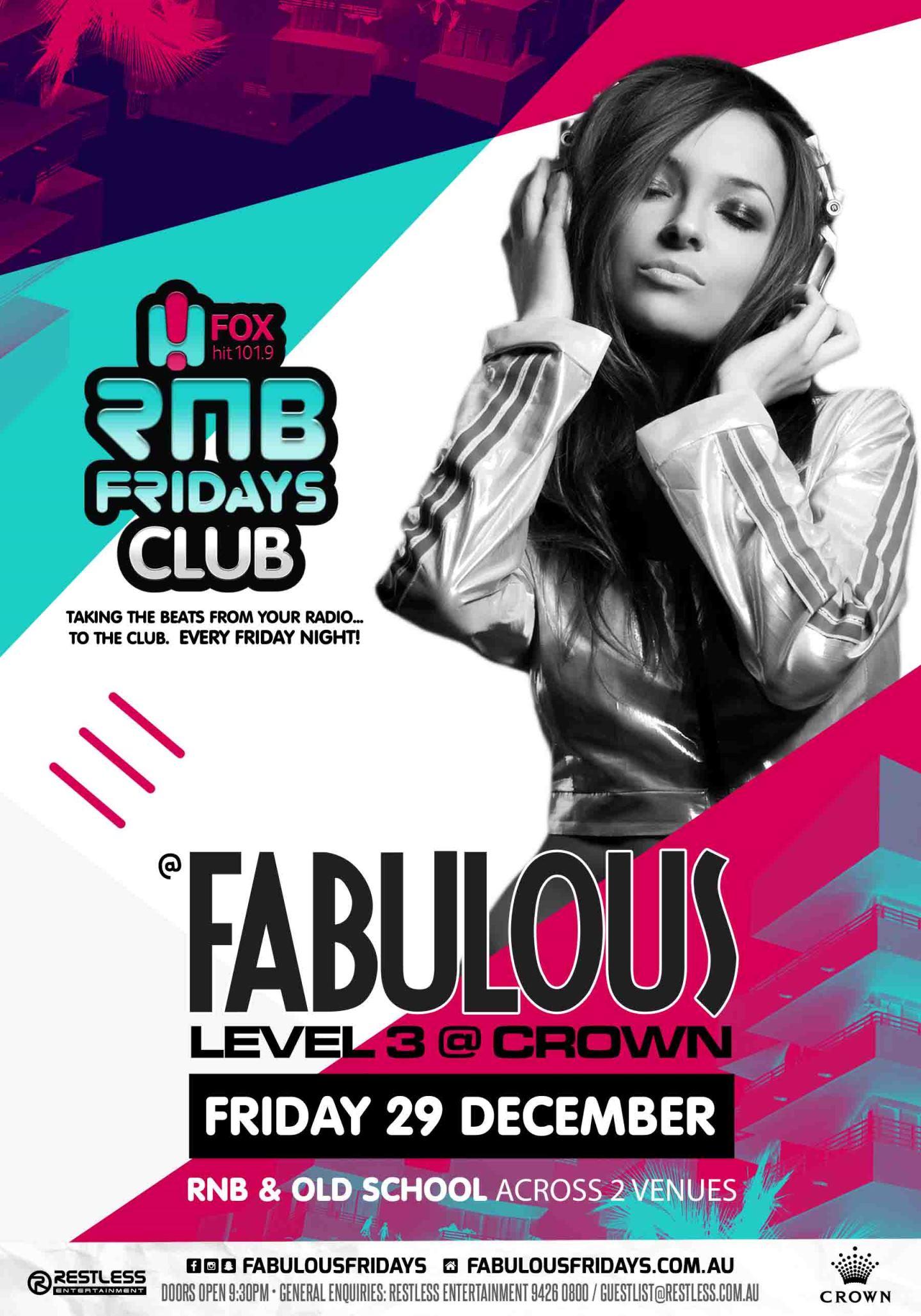Fabulous – RnB & Old School