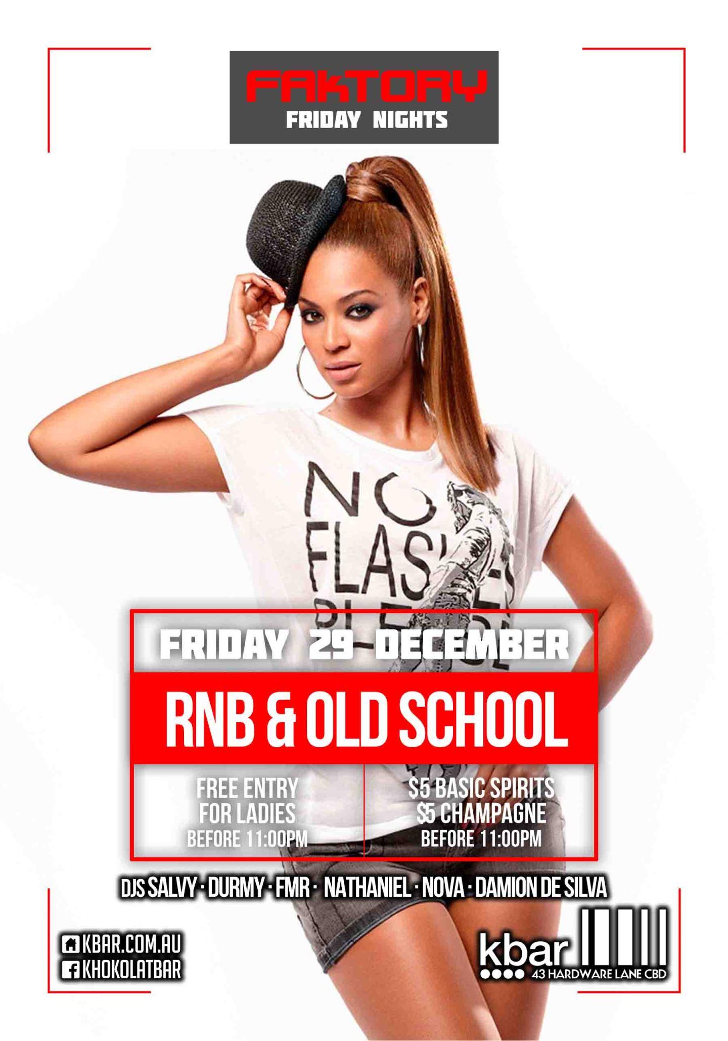 Faktory – RnB & Old School