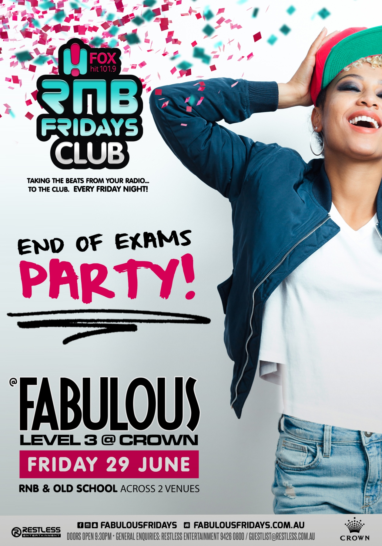 Fabulous – End of Exams Party