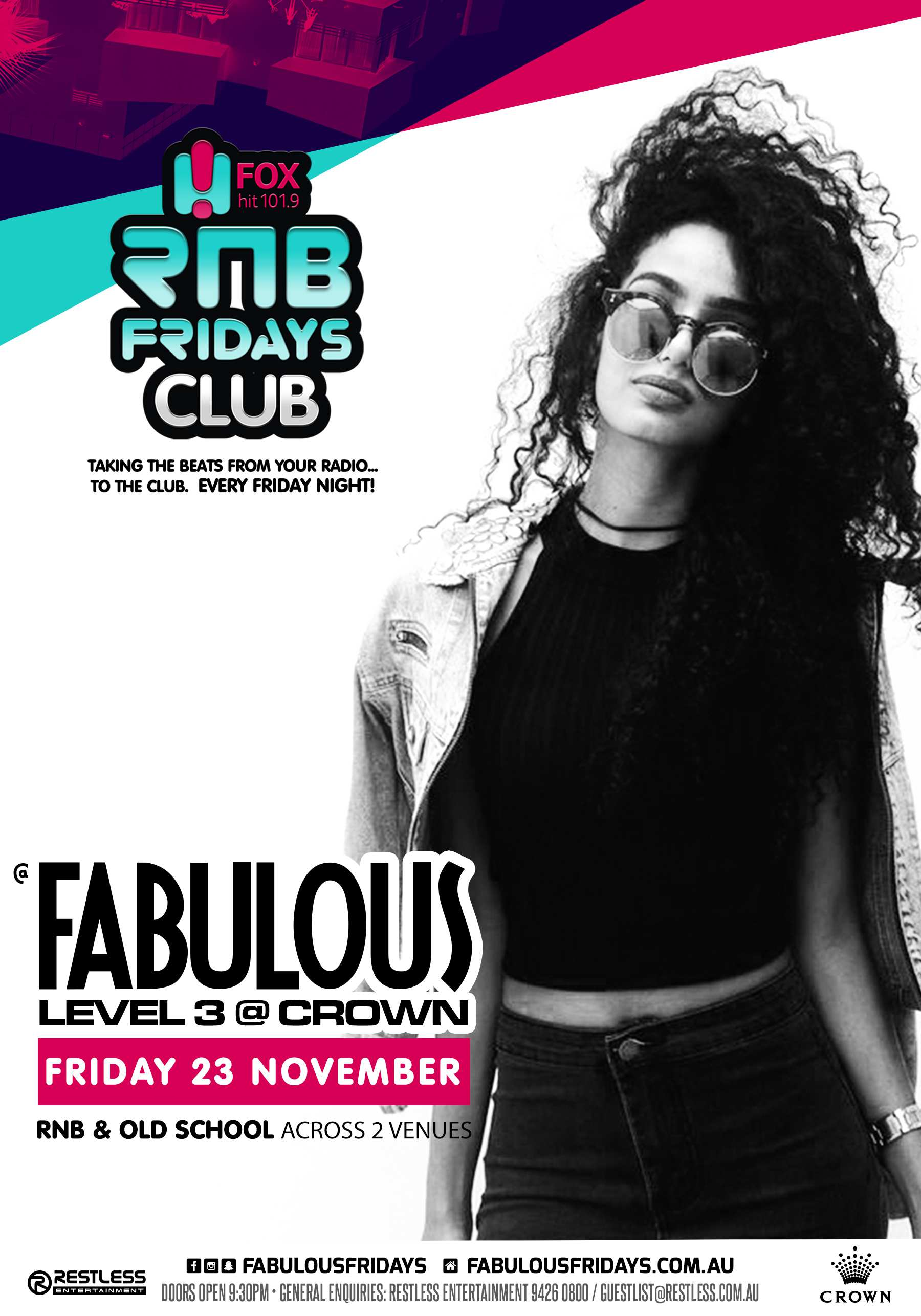 Fabulous – RnB Fridays
