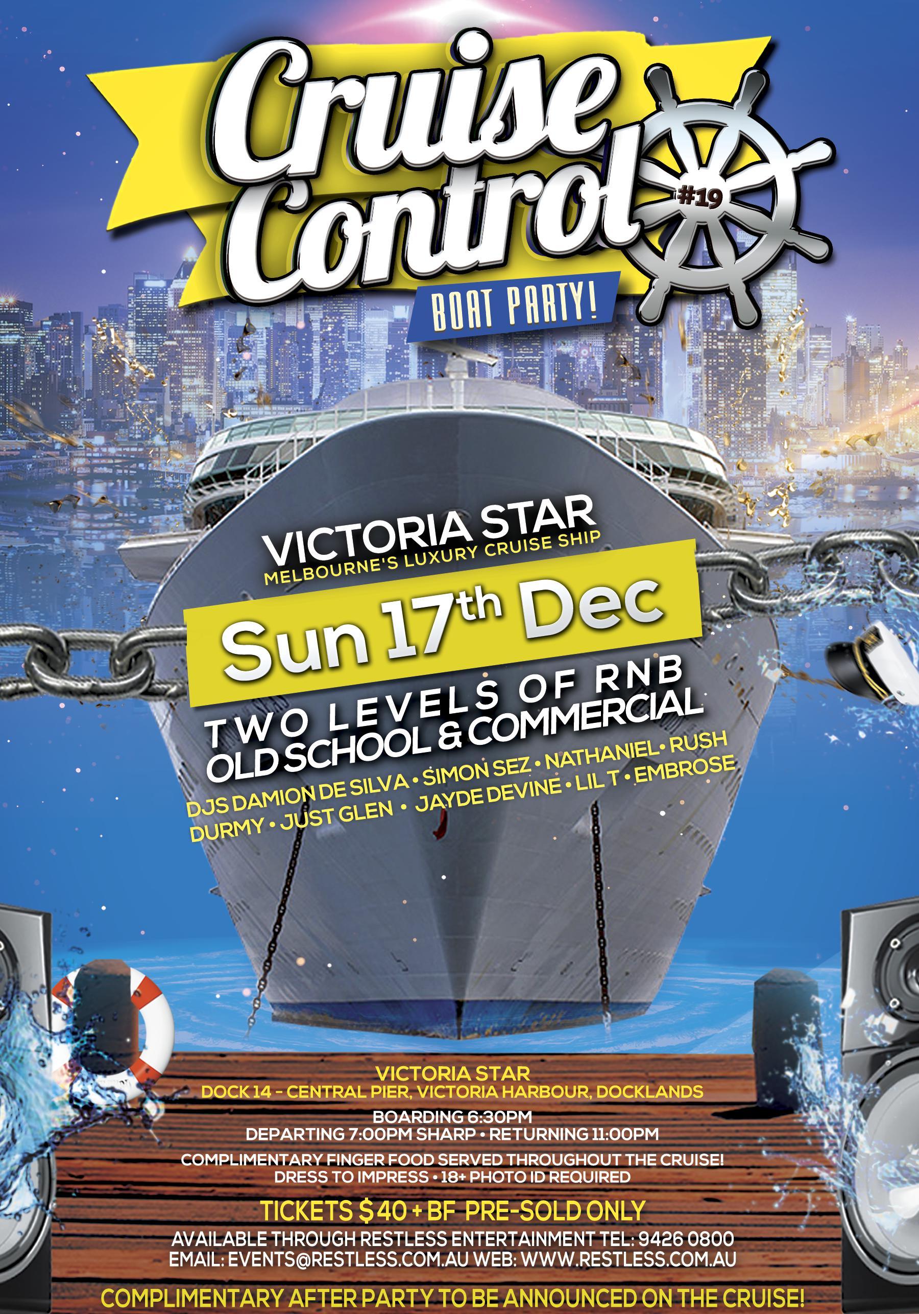 Cruise Control 2017