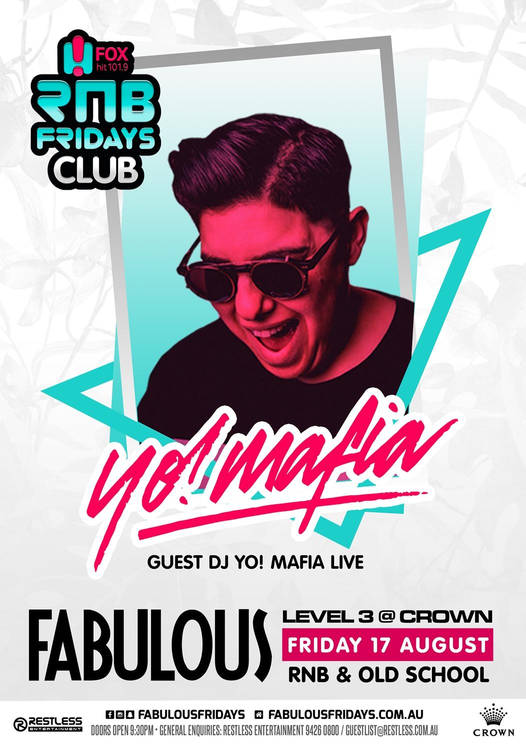 Fabulous – Dj Yo! Mafia