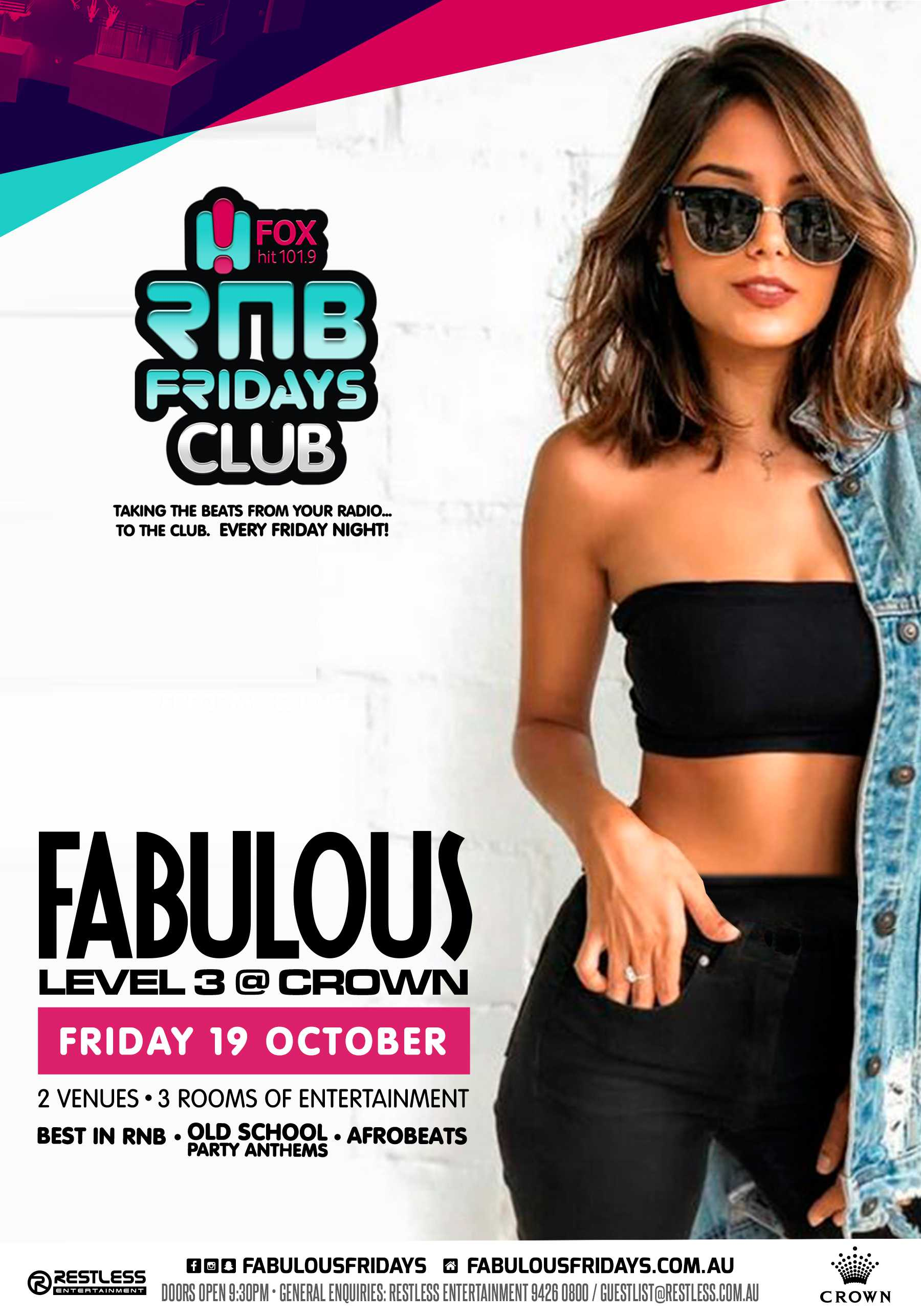Fabulous – RnB & Old School